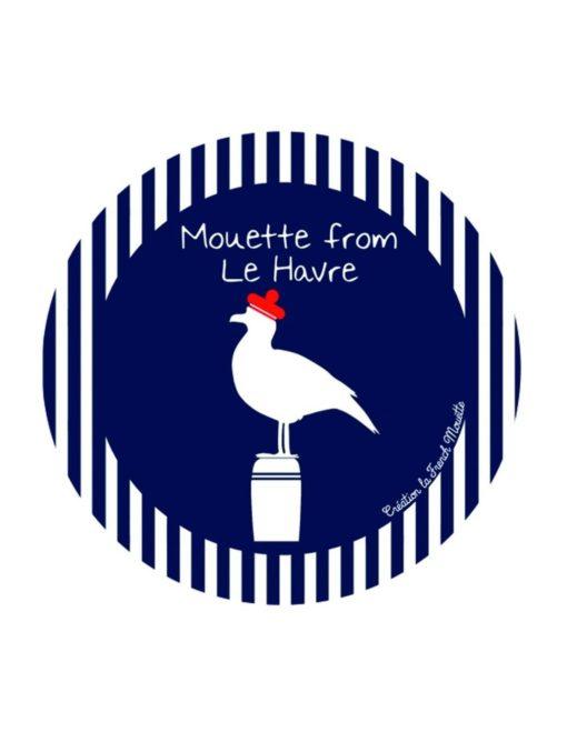 Miroir La Mouette from Le Havre
