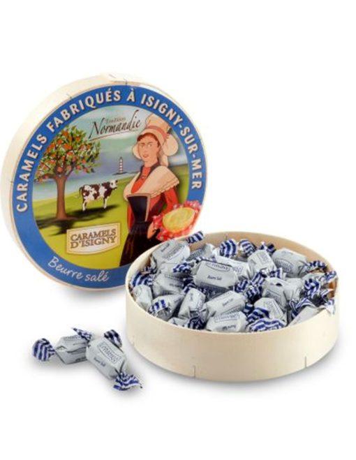 caramels beurre salé le havre