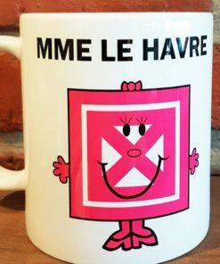 Mug Mme Le Havre