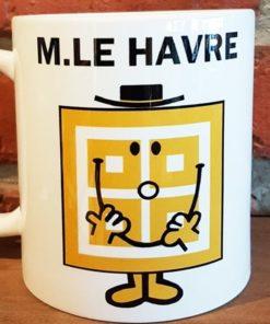 Mug M. Le Havre