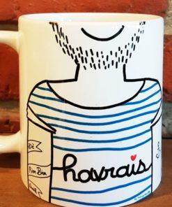 Mug Havrais par Marygribouille