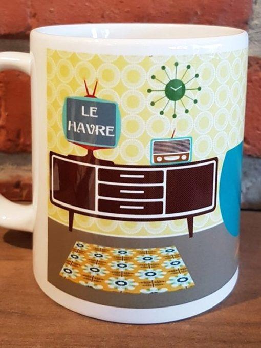 Mug Le Havre Appartement témoin