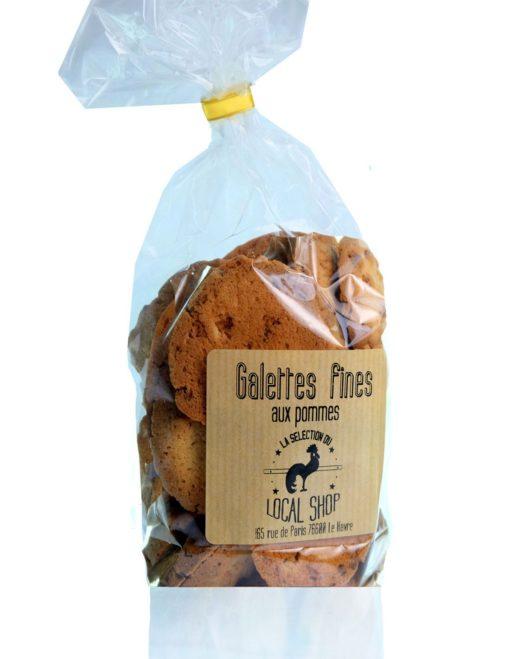 Cookies Pomme/ Caramel au Beurre salé