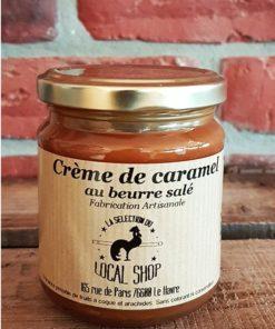 Crème de Caramel Beurre Salé 240gr