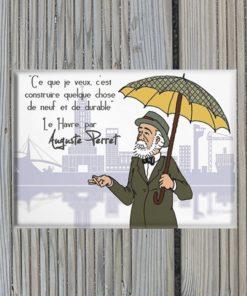 Magnet Le Havre par Auguste Perret