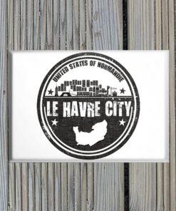 Magnet Le Havre City