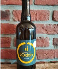 Bière Blonde 75cl L'Odon