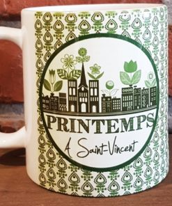 mug printemps à saint vincent le havre