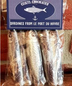 Sardines from le port du Havre