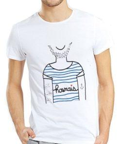 Tshirt havrais pour homme par Marygribouille
