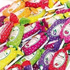 Sucette fruits Barnier Le Havre