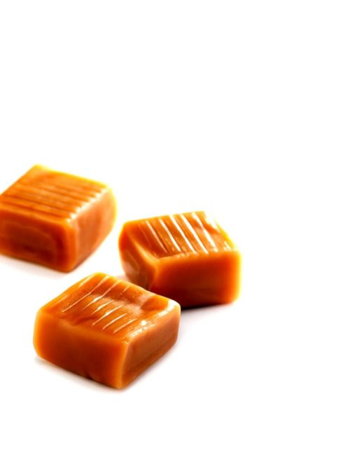 caramels fondants