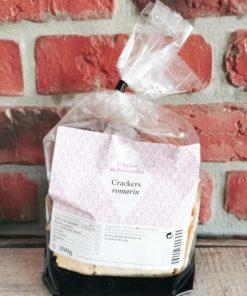 Crackers au Romarin ADP 200g