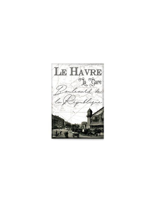 Magnet Le Havre La Gare