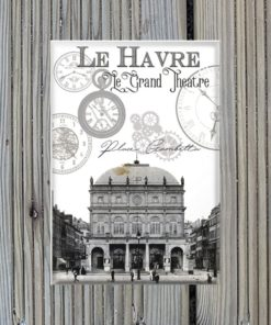 Magnet Le Havre Le Grand Théatre
