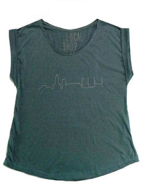 T-Shirt Skyline LH