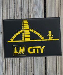 Magnet LH City Lego