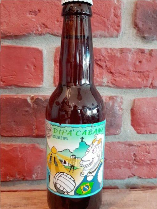 Bière Double IPA Dipa'Cabana 33cl
