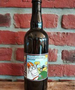 Bière blonde La Cambrousse 75cl