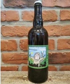 Bière I.P.A. Seigneur des Agneaux 75cl
