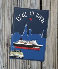 Magnet Escale au Havre