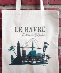Tote Bage Le Havre Patrimoine Mondial