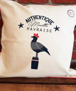 Coussin Mouette From Le Havre