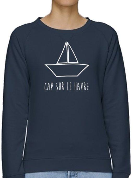 Sweat Cap sur Le Havre