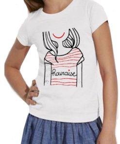 T-Shirt Enfant La Havraise Marygribouille