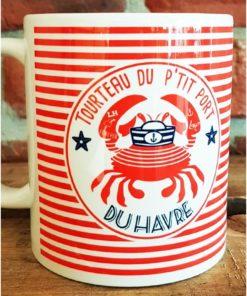 Mug Tourteau du P'tit Port du HavreTourteau