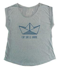 T-Shirt Cap sur Le Havre
