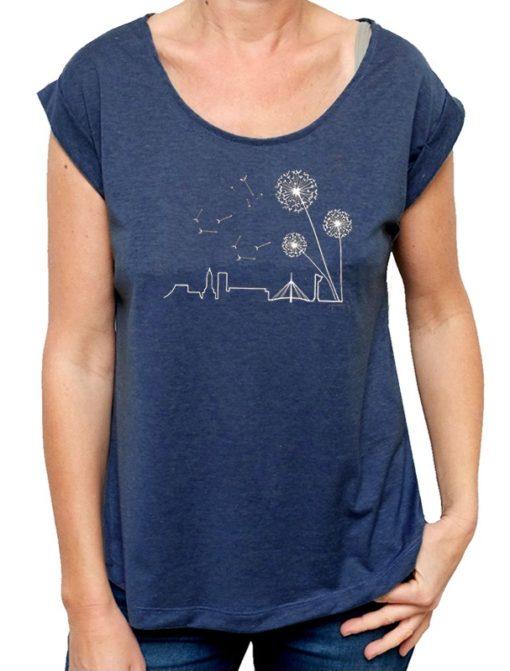 T-Shirt Flower LH