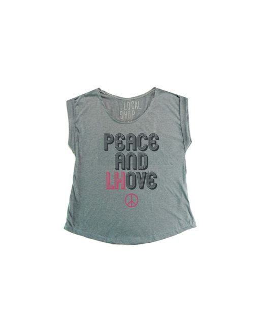 T-Shirt Peace and LHove