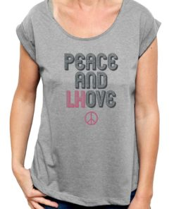T-Shirt Peace and LHove