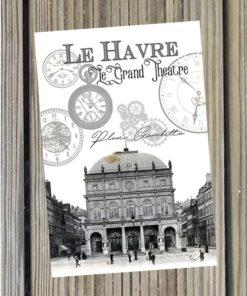 Carte Postale Le Grand Théâtre