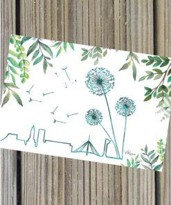 Carte Postale LH Flower