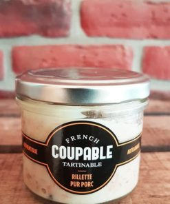 Rillettes Pur Porc L'authentique 90g
