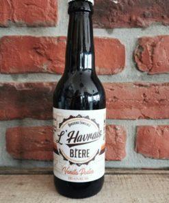 L'Havrais Bière 33 cl Vanilla Porter