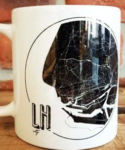Mug Carte de LH City