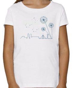 T-Shirt Enfant Flower