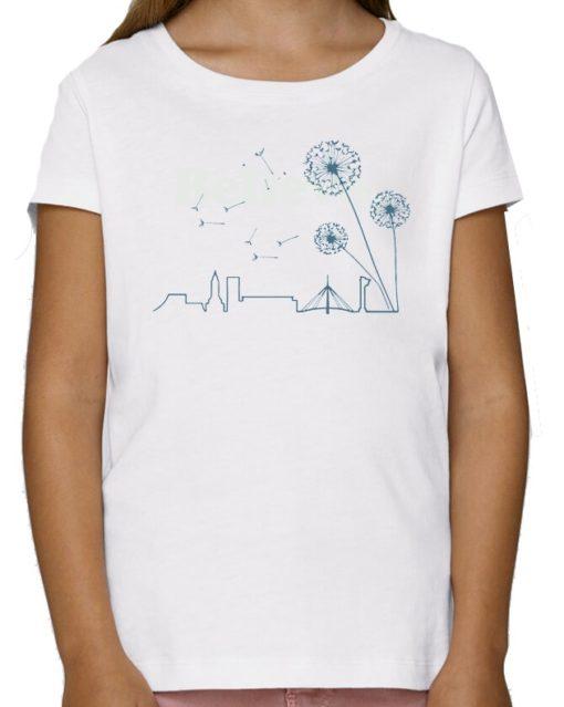 T-Shirt Enfant Flower