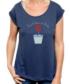 T-Shirt Sous le béton de Perret