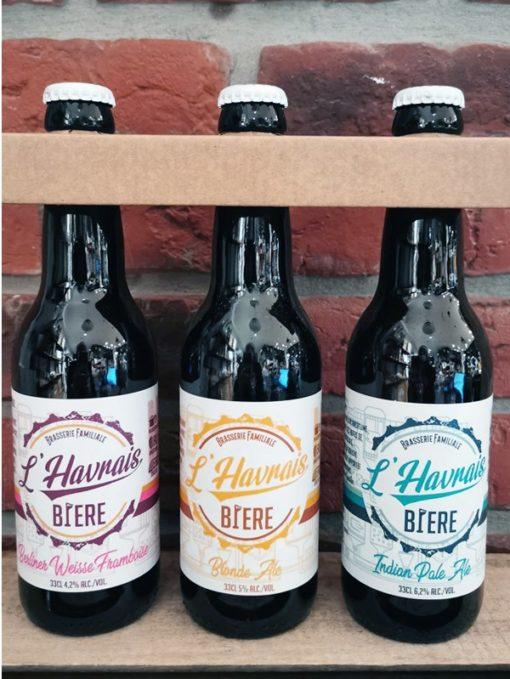 Pack L'Havrais Bière Berliner Blonde IPA