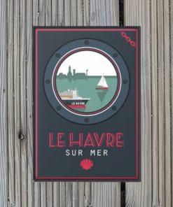 Magnet Le Havre sur Mer