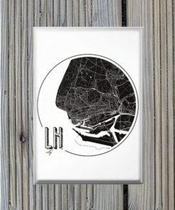 Magnet LH City map