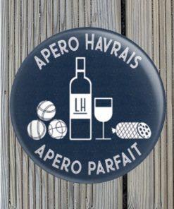 Magnet Décapsuleur Apéro Havrais