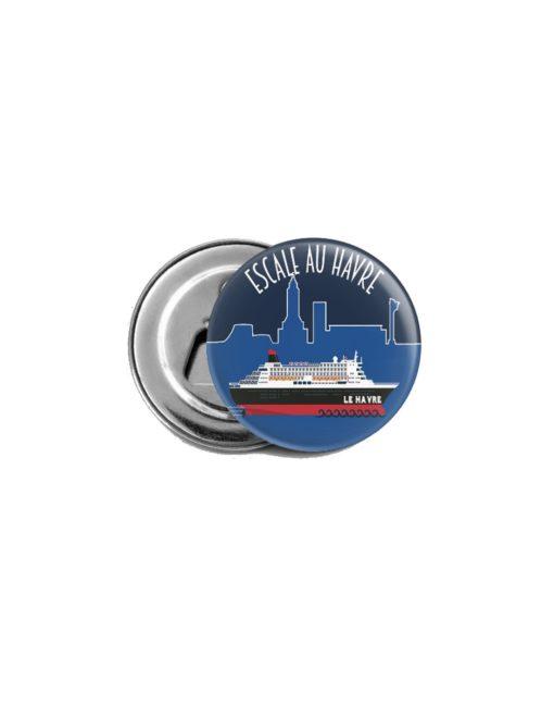 Magnet Décapsuleur Escale au Havre