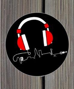 Sticker Music in LH