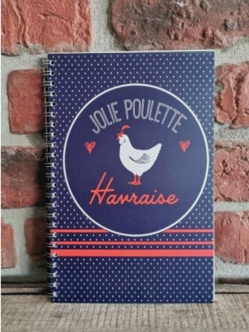 Cahier Jolie Poulette Havraise