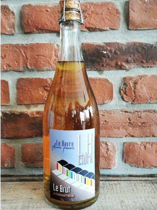 Cidre Brut LH Cuvée spéciale du Pradon 75 cl